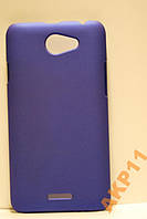 Пластиковый матовый чехол для HTC Desire 516