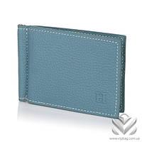 Зажим для купюр HERMES H 7006 L/BLUE