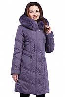 """Пальто женское зимнее """"Рена"""" 64 размер"""