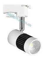 Светодиодный трековый светильник 8W 4200K MILANO-8 Horoz Elecrtic