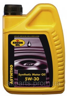 Масло моторное Kroon Oil Asyntho 5W-30 (Канистра 1литр)