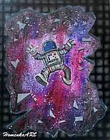Картина Spray Paint Art 40х50 см