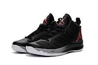 Мужские баскетбольные кроссовки Air Jordan Super Fly 5 (Black), фото 1