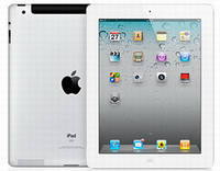 Apple iPad 2 16Gb white Wi-Fi + 3G
