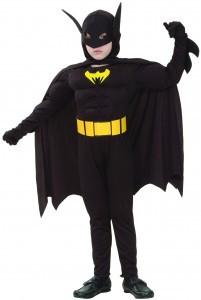 Карнавальный костюм Бэтмэн с мышцами