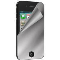 Зеркальная пленка для Iphone 4 4s 3шт