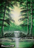 Картина Spray Paint Art 35х50 см
