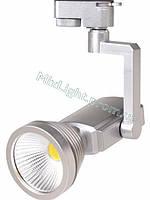 Светодиодный трековый светильник 7W 4200K Horoz