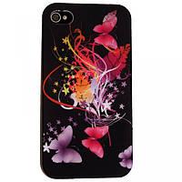 Пластиковый чехол Iphone 4 4s, 5 5s, 5c, 6, 6 Plus