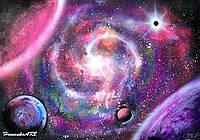 Картина Spray Paint Art 75х100 см