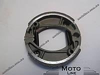 Колодки тормозные барабанные на скутер 2т Honda DIO GXmotor