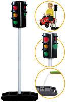 Набор Игровой Дорожные Знаки и Светофор Big 1197