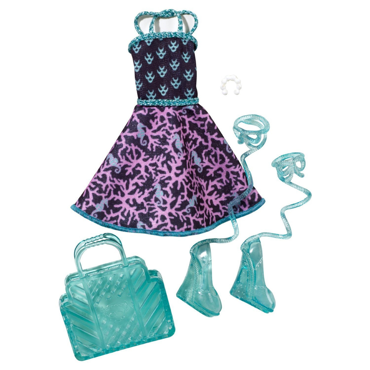 e349010c0829 Одежда для Лагуны Блю (Monster High Lagoona Blue Basic Fashion Pack), фото 1