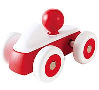 """HAPE Игрушка """"Красная машинка""""   (Е0064), фото 1"""