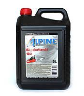 Масло адгезионное Alpine Sagekettenol 5л