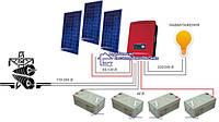 Інвертори з контролером заряду для систем альтернативної енергетики