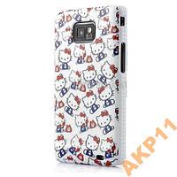 Пластиковый чехол для Samsung Galaxy S2 i9100