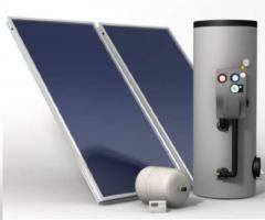 Огляд комплекту для підігріву води із сонячних колекторів «Стандарт 200 літрів»