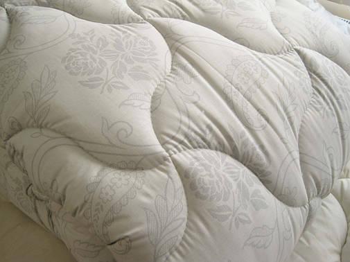 Одеяло двухспальное евро холофайбер хлопок 200*210 (4416) TM KRISPOL Украина, фото 2