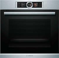 Духовой шкаф Bosch HBG 656 RS1 (электрическая, 71 л)