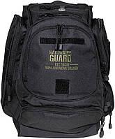 Рюкзак городской Национальная Гвардия США 40л MFH чёрный 30353A
