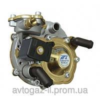 Редуктор  Tomasetto АТ07 (пропан-бутан) 2-3-е пок.,100 л. с. (до  70 кВт),вход D6 (M10x1),выход D20,с фильтром