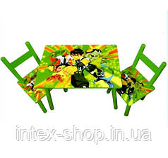 Набор детской мебели «BEN 10» D11553