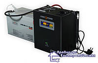 Підключення акумуляторної батареї до ДБЖ