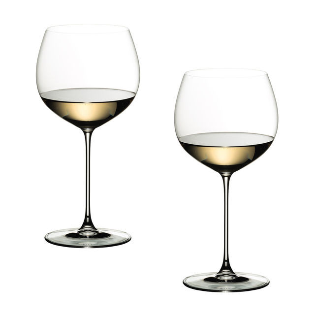 Набор бокалов для вина Chardonnay Riedel Veritas 620 мл 2 шт 6449/97
