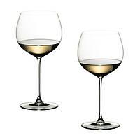Набор бокалов для вина Chardonnay Riedel Veritas 620 мл 2 шт 6449/97, фото 1