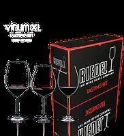 Набор бокалов для дегустации красного вина Vinum XL Riedel 3 шт 5416/74