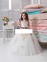 Детское платье 17-656