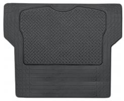 Универсальный коврик в багажник / 1шт. / цвет: черный