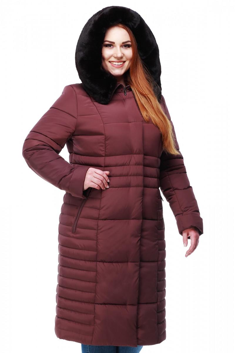 """Пальто женское зимнее """"Дарселла"""""""
