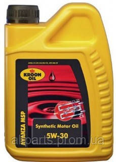 Масло моторное Kroon Oil Avanza MSP 5W-30 (Канистра 1литр)