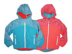 Куртка демисезонная (термо) для девочек, размеры 98,128, Glostory, арт. GFX-6863