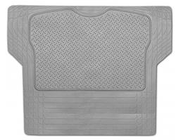 Универсальный коврик в багажник / 1шт. / цвет: серый