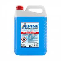 Омыватель ALPINE Scheibenklar -20°C 5л