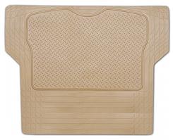 Универсальный коврик в багажник / 1шт. / цвет: бежевый