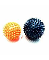 Набор массажных мячей 2 шт. (LS3302)