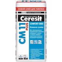 Клей для плитки Ceresit СМ 11 Plus