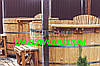 Офуро, японская баня, фурако из термодерева - термососна. Для 4-5 ти человек. Размер 180х120см