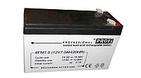 Батарея аккумуляторная Energy 7 Ач 12 В