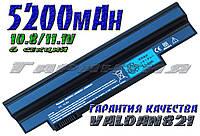 Аккумуляторная батарея Acer Aspire one D270 D260 253h 532h AO532G 532h GatewayLT2102g LT2103 LT2104 LT2105n LT