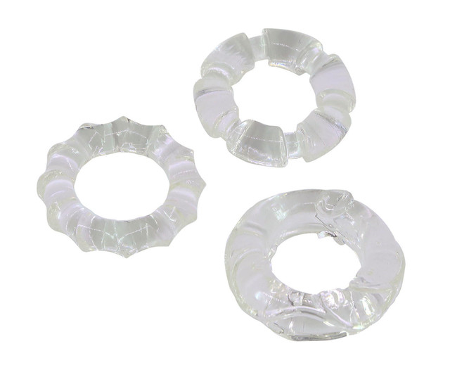 Эрекционные кольца и насадки