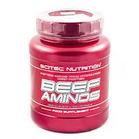 Аминокислоты Scitec Nutrition Beef Aminos (500 tabs)