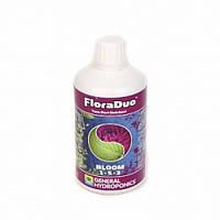 Flora Duo Bloom 0.5 л. Удобрение GHE (Франция)