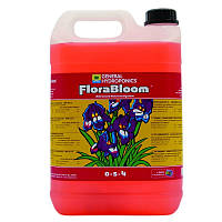 Flora Series Bloom 5 л. Удобрение GHE (Франция)