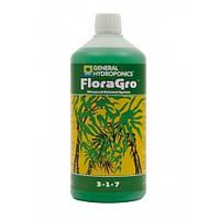 Flora Series Gro 0,5 л. Удобрение GHE (Франция)