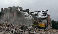 Снос цехов промышленных зданий